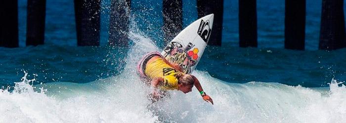 Kalifornien-Surf