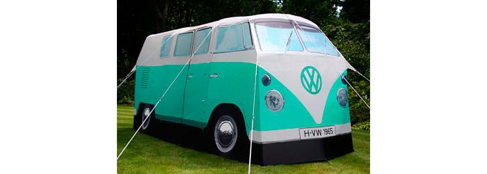 Camper-Van-Tent