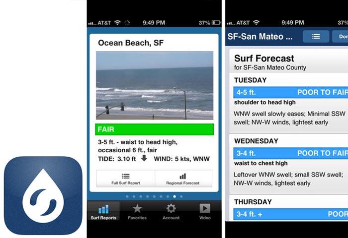 Surfline-app