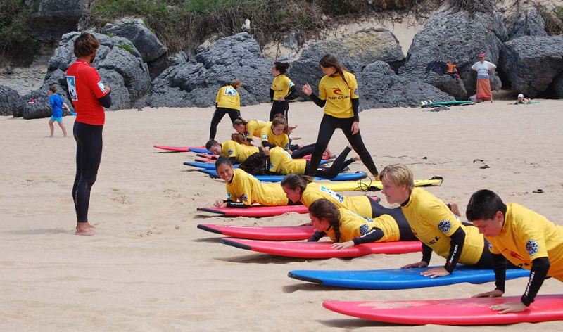 Surfschule Photo