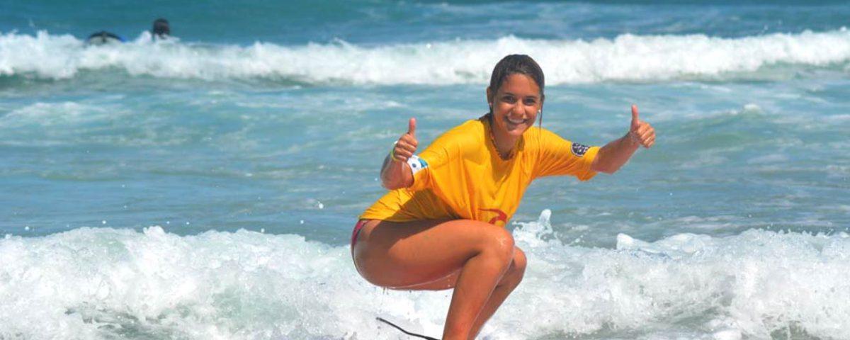 Urlaub im Surfcamp