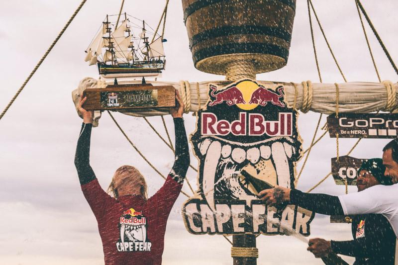 russell bierke red bull cape fear champion 2016