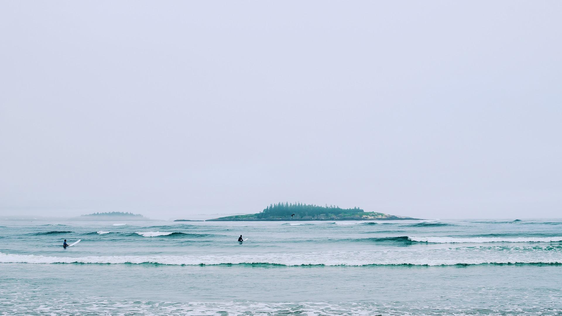 Surfen gegen Stress
