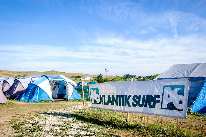 AtlantikSurf Camp Ajo