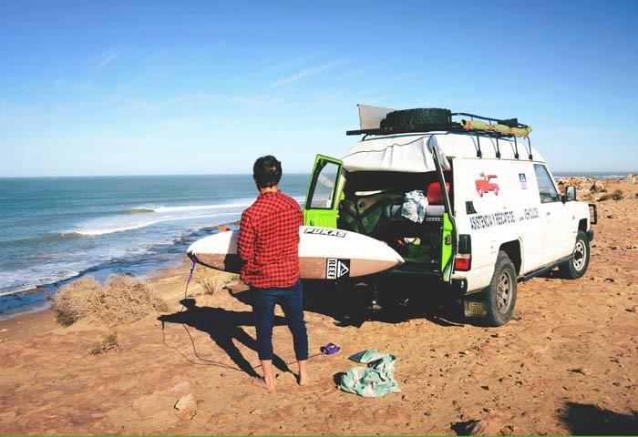 The Wondrous Life of a Surf Adventurer