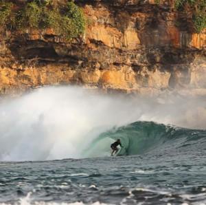 Kepa in Indo | Photo: Kepa Acero