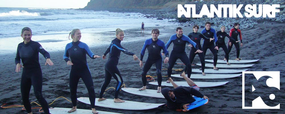 Surf Courses in Tenerife