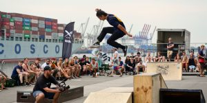 Blue Tomato Skate Contest Surf&Skate Festival