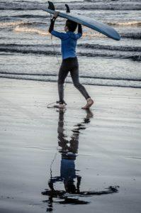 Häufige Fehler beim surfen lernen