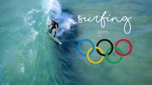 surfen wird olympisch