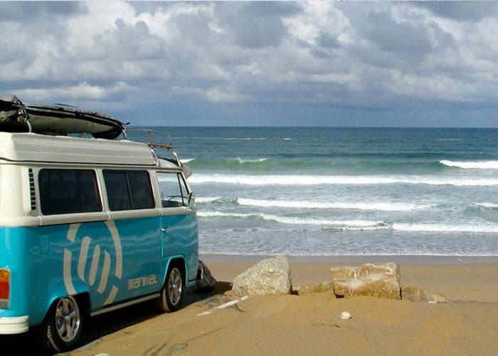 Hippie-Surf