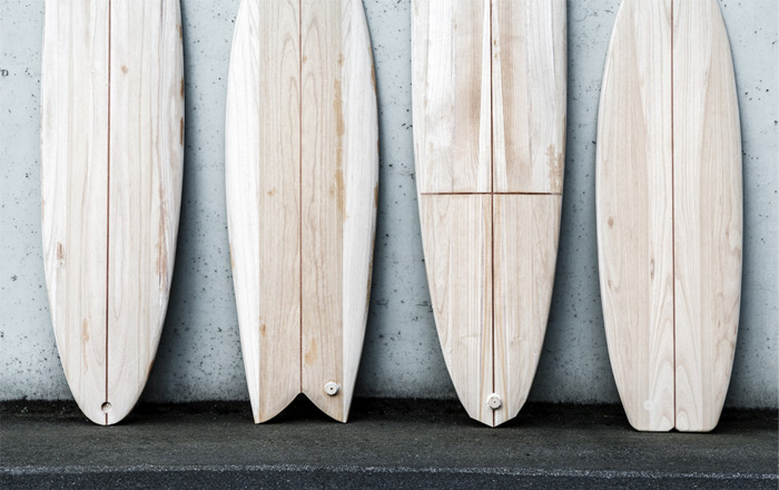 C mo hacerte tu propia tabla de surf con madera ii - Tablas de surf decorativas ...