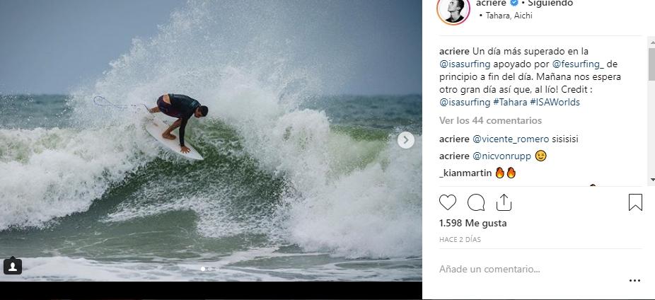 isa surf